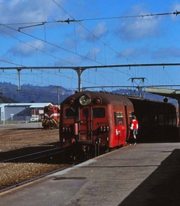 upper hutt train
