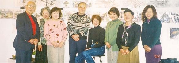 Watercolour group
