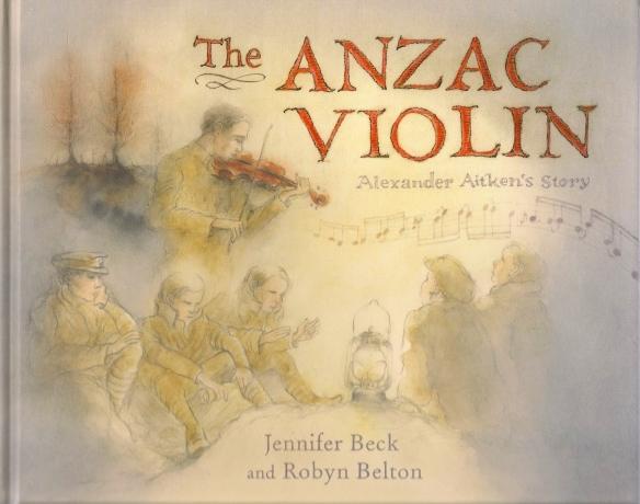 Anzac violin