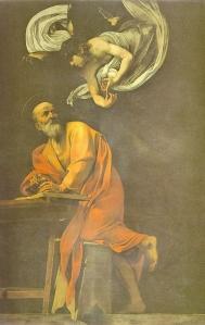 Caravaggio Scan Angel