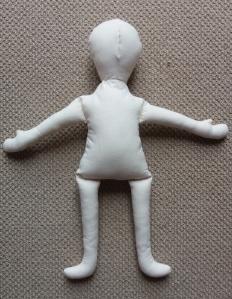 doll body