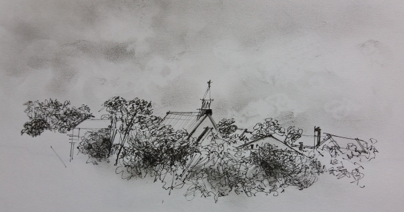 st Island sketch